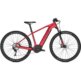 "FOCUS Jarifa² 6.7 E-MTB Hardtail 27"" red"